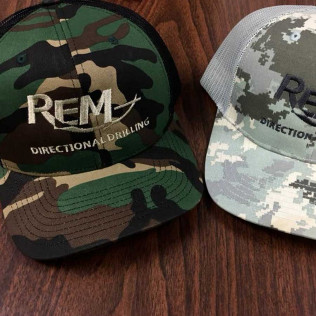 Company branded hats in Tuscaloosa, AL